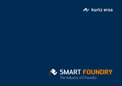 The Industry 4 0 Foundry